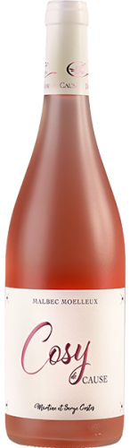 ROSE MALBEC MOELLEUX - 600h